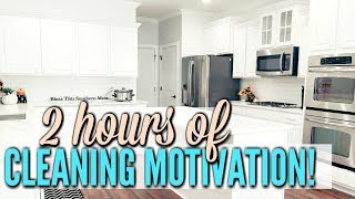 💕ULTIMATE CWM MARATHON 2019 | 2 HOURS OF CLEANING MOTIVATION | ALL DAY CLEAN WITH ME | Love Meg