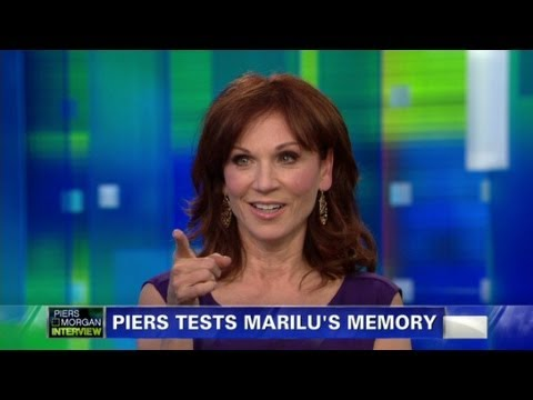 Marilu Henner's memory skills are put to the test by...