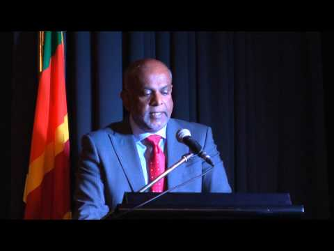Consulate General Of Sri Lanka in Melbourne Independence 2014