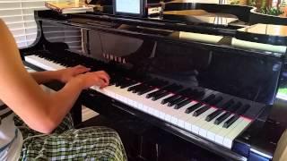 Liszt Consolation No. 1
