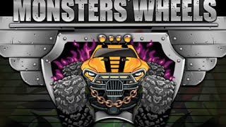 Monsters Wheels Full Gameplay Walkthrough
