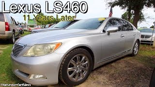 ⚫ Reviewing the Lexus LS460 Luxury Sedan 11 Years Later | Car that Rekindles Relationships?!?