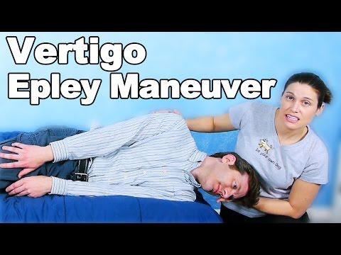 Epley Maneuver for Vertigo - Ask Doctor Jo