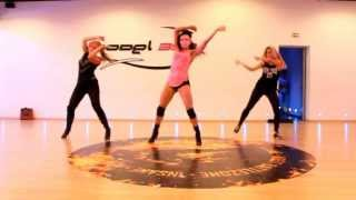 Choreography by Katya Flash | The Weeknd | Kiss land