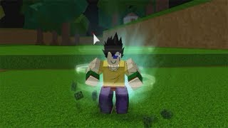 ROBLOX: THE OLD MAN HAS BECOME A SUPER SAIYAN! -Play Old man