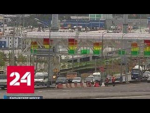 Калужское шоссе реконструкция План реконструкции