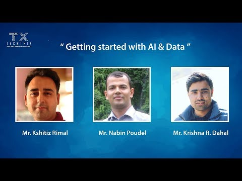 Artificial Intelligence for Development, Kshitiz Rimal