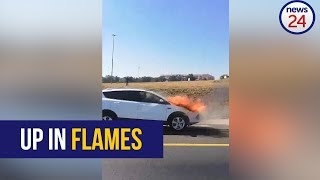 Watch: Test Drive From Hell As Another Ford Kuga Bursts Into Flames