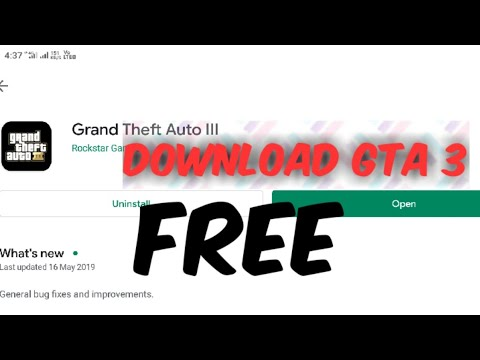 DOWNLOAD GTA 3 ON ANDROID FOR FREE 2020 | GTA 3 FOR ANDROID DOWNLOAD PC GAMES FREE 200% WORK TAMIL