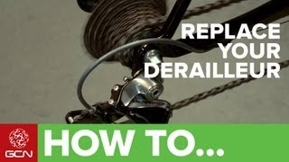 How to Change Your Rear Derailleur - Replacing Your Bike's Rear Mech