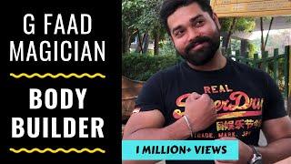 FAAD MAGICIAN - BODY BUILDER | RJ ABHINAV thumbnail