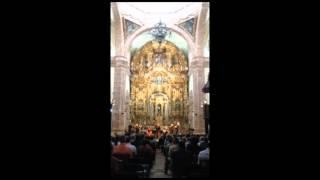 Extraits Symphonies pour les Soupers du roy / Delalande - Festival Cervantino (Mexique)