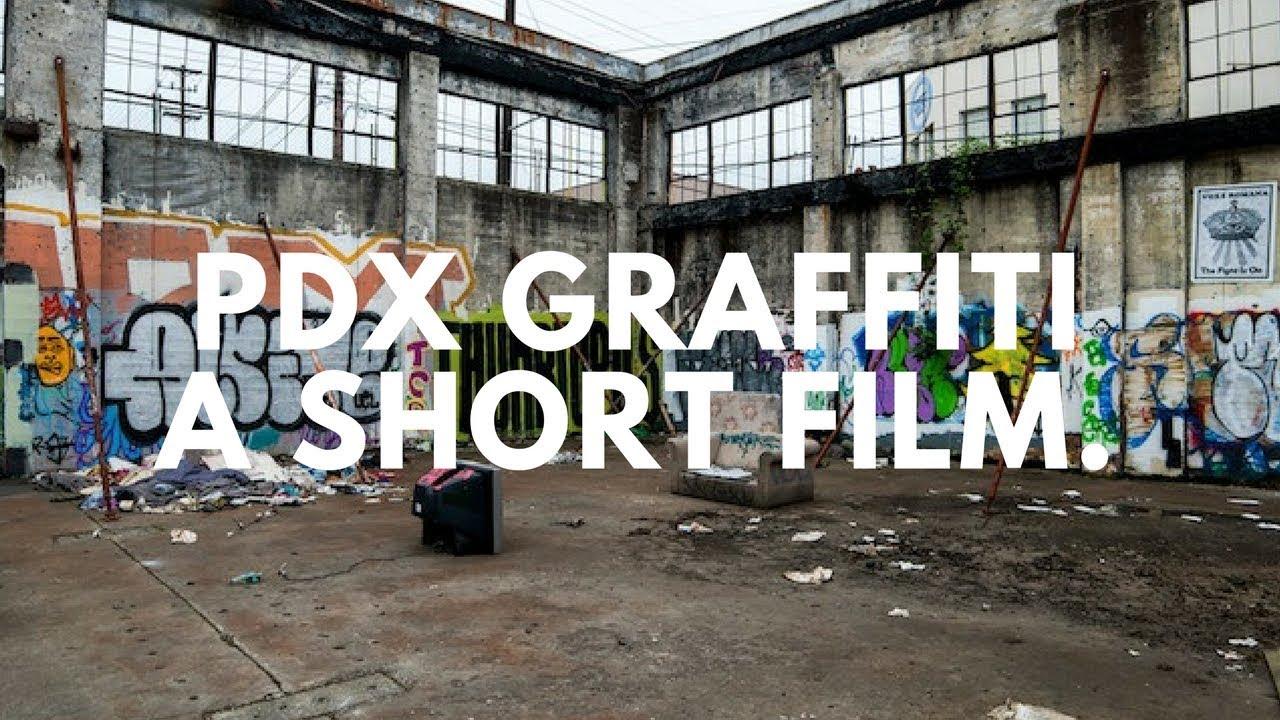 Portland graffiti a short film antsi gijoe mu mutant haptic etc
