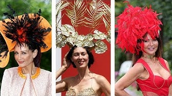 The most fabulous Hats from the Royal Ascot 2018