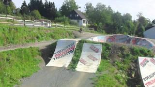 Dirt Jump MTB -  Bikepark Winterberg + Radquartier + Fails