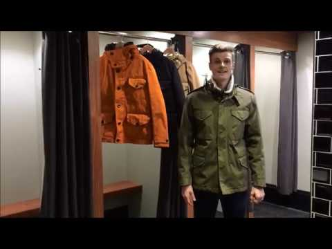Ten C Field Jacket and Ten C Shearling Liner Review By Aphrodite Clothing