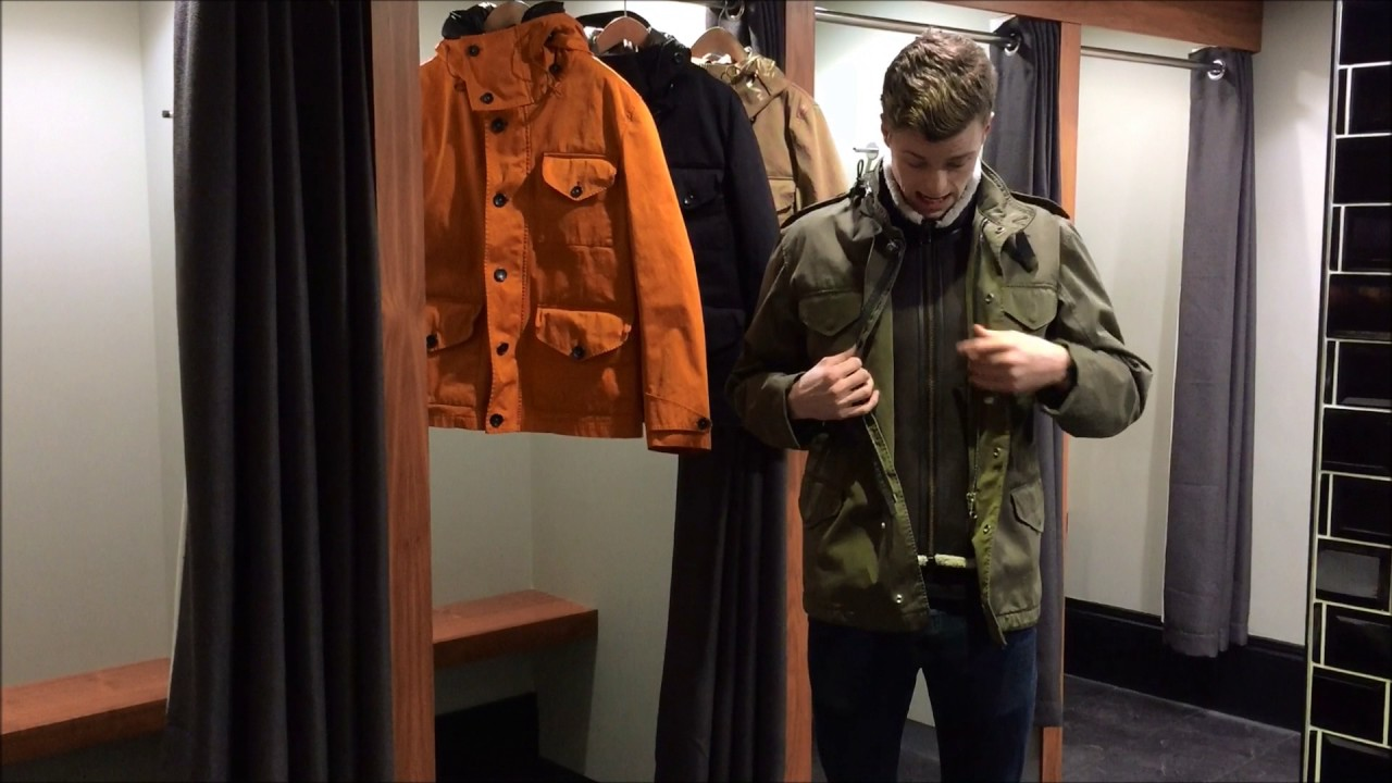 528add2f9f8 Ten C Field Jacket and Ten C Shearling Liner Review By Aphrodite Clothing