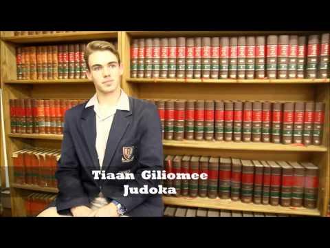 Tiaan Giliomee: D3…. Determination, dedication and dreams