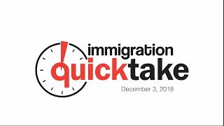 Quicktake #254 - DHS Announces Proposed Rulemaking for the H-1B Visa Program