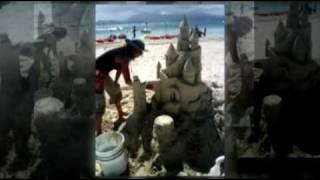 Beach Wedding Castles By Sandy Feet