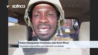 #Uganda-2021 Elections: Opposition leader #BobiWine takes president #YoweriMuseveni to the #ICC