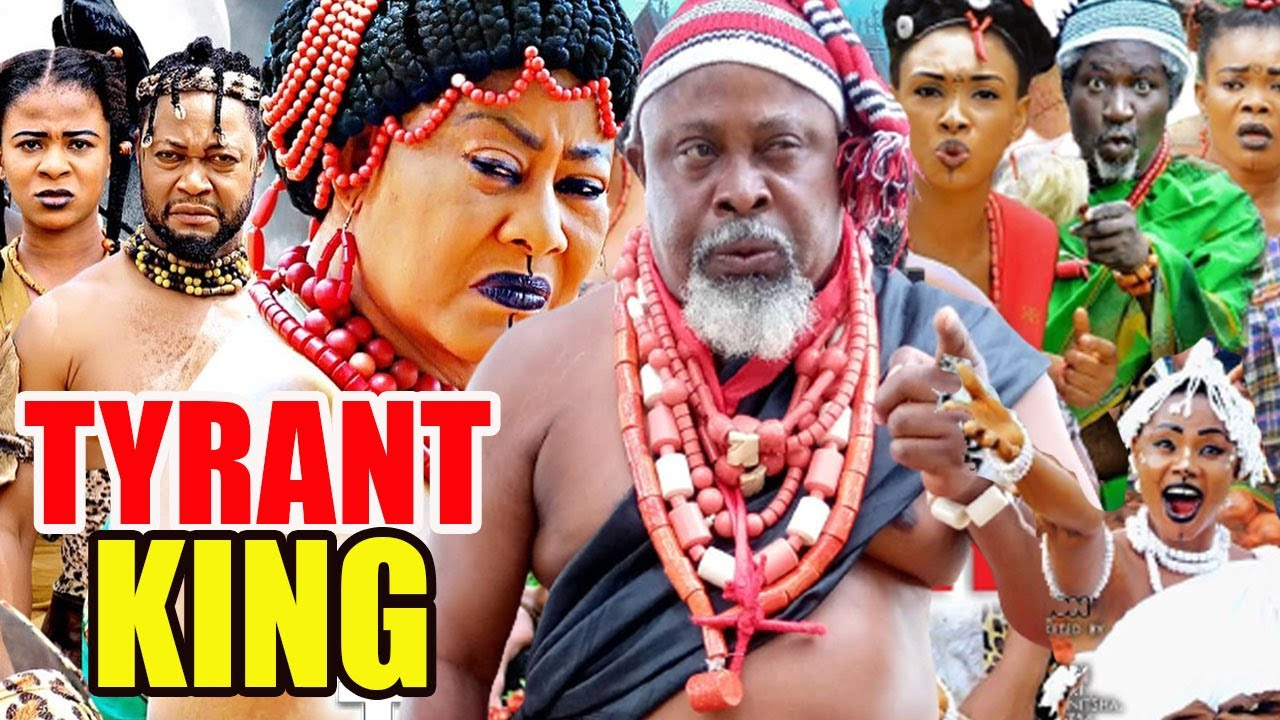 Download Tyrant King  Complete Part 1&2- [NEW MOVIE]Don Brymo LATEST NIGERIAN NOLLYWOOD MOVIE 2021