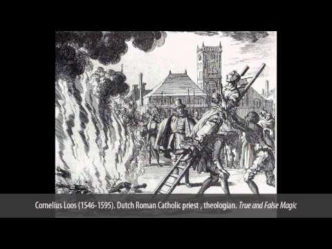 History of Thought: Witchcraft and Witch-hunts