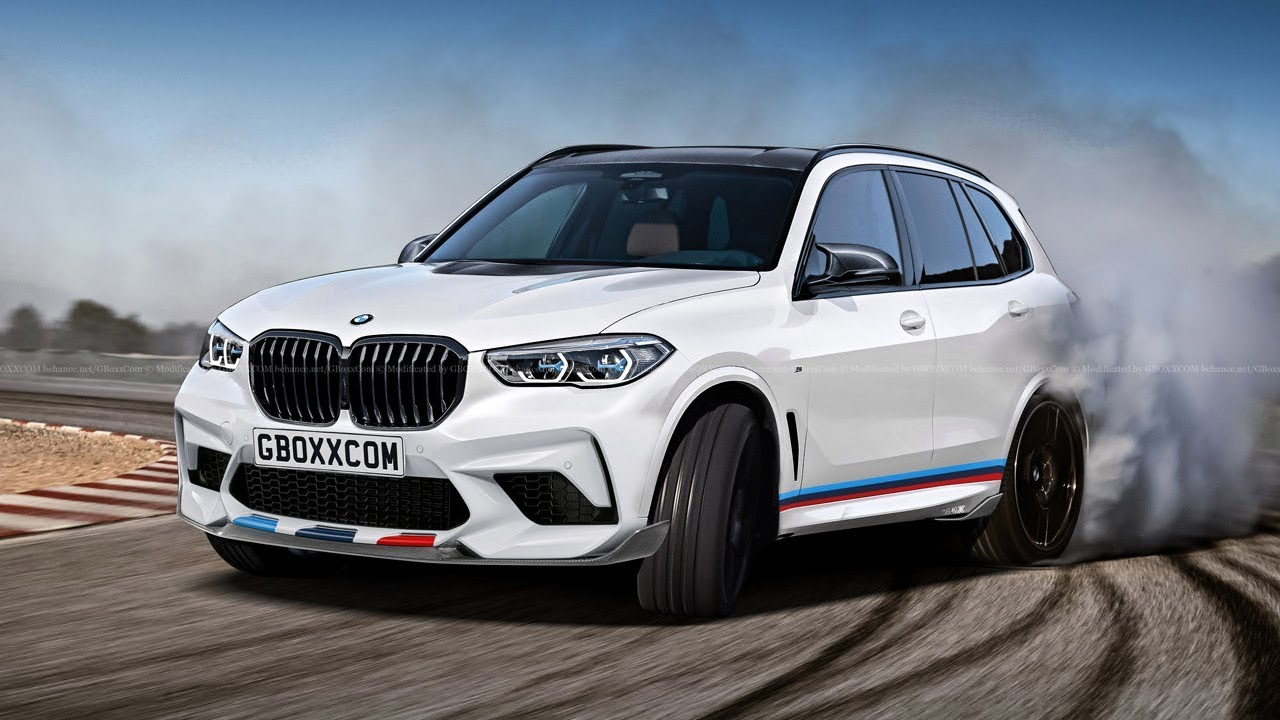 2019 Bmw X5 M First Look Youtube