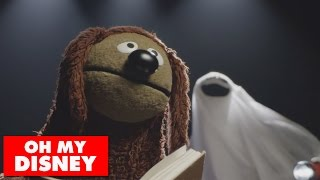 """The Haunted Mansion"" Dramatic Reading 