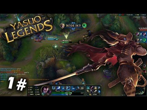 YENİ BİR SERİ Mİ? | Yasuo of Legends | #1