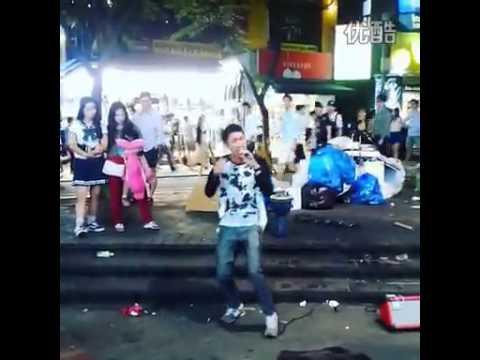 JJCC San Cheong  Singing In The Street 1