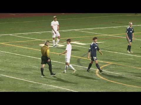 Full game: Stonington 1, Ledyard 0 in ECC boys soccer final