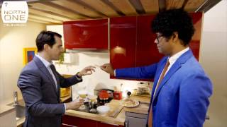 Richard Ayoade & Jimmy Carr in their tiny house: Gadget Man S02E06