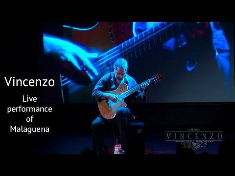 Malaguena - Live Flamenco Guitar Cover