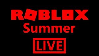 Roblox Summer Live #20    Island Royale, MM2, Jailbreak and much more!    ROAD TO 500 SUBS!!!