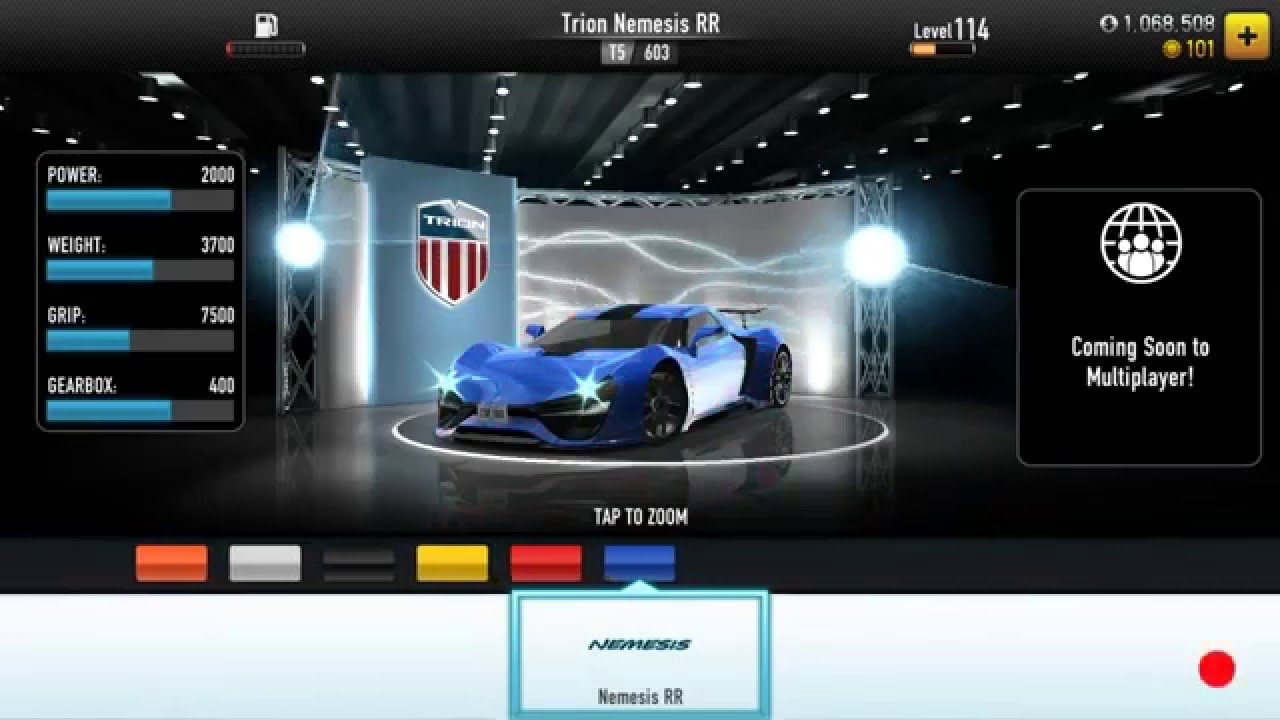 CSR Racing: 3 New Cars Coming Soon To Multiplayer!