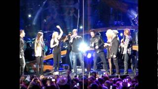 Somebody To love - San Antonio - Sugarland, Little Big Town, & Matt Nathanson sing Queen cover song