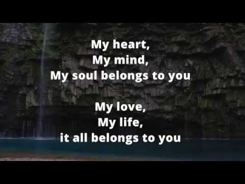 Damita Haddon  It all belongs to you Lyrics HD