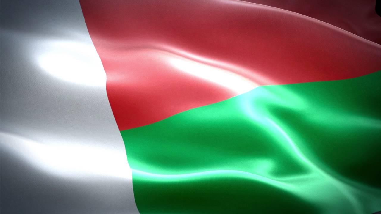 علم مدغشقر Madagascar Flag YouTube - Madagascar flag