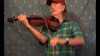 """Haste to the Wedding"" on irish celtic Fiddle by Ryan Thomson"