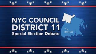 District 11 City Council Virtual Debate