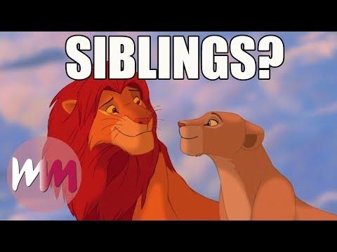 Top 10 Disturbing Disney Film Realizations