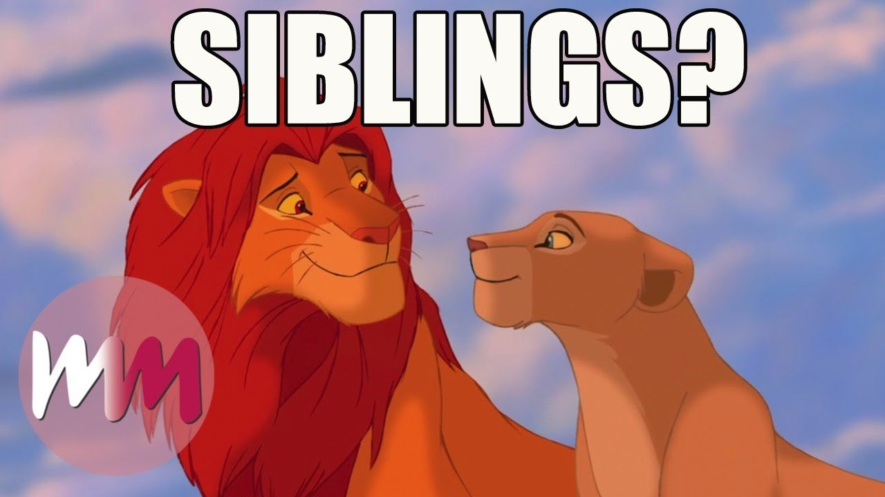 Top 10 Disturbing Disney Movie Realizations
