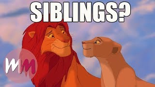 Top 10 Disturbing Disney Film Realizations