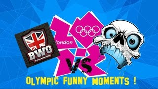london olympics 2012 mr bones vs bwg