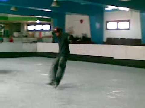 Roller Skater Solo The Sonja