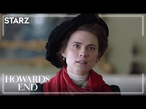'A Proposal' Ep. 3 Preview | Howards End | STARZ