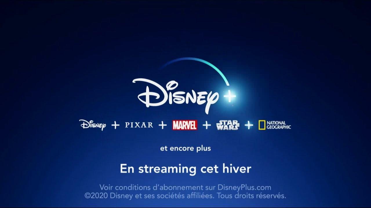 "Musique de la pub Disney+ | canal+ ""en streaming cet hiver""  2021"