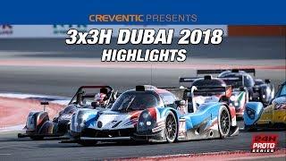 Highlights Hankook 3x3H DUBAI 2018