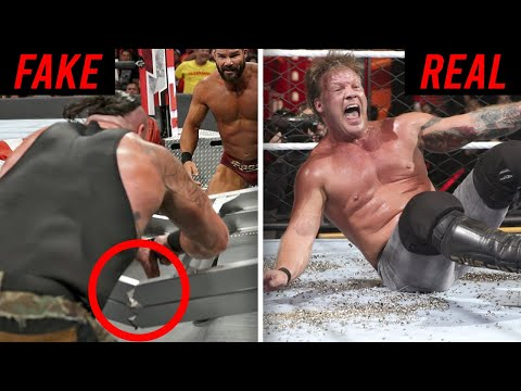 Which WWE Wea*pons Are Fake And Which Are Real! (WWE Secrets)
